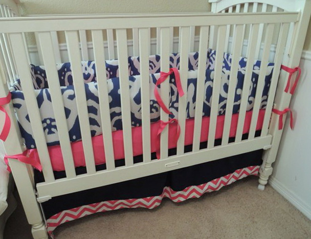 Custom Crib Bedding Dallas