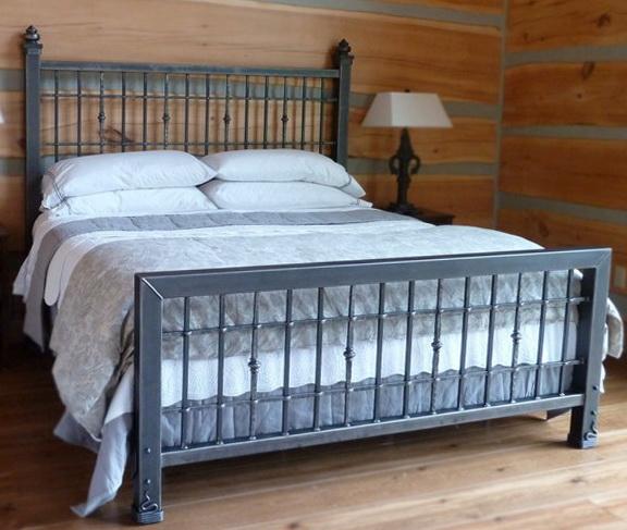 Custom King Size Bed Frames