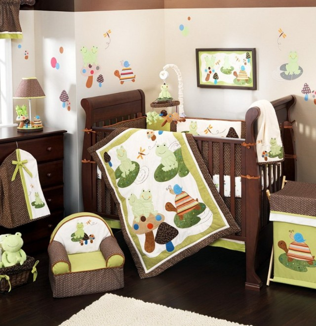 Cute Baby Boy Bedding Sets