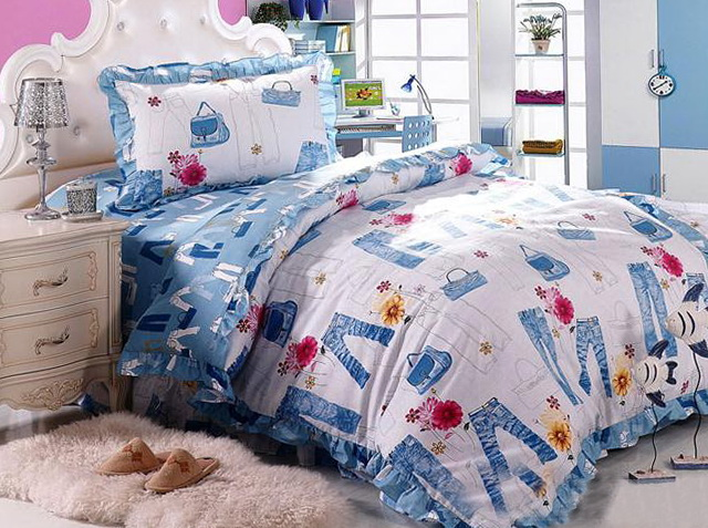 Cute Bed Comforter Sets