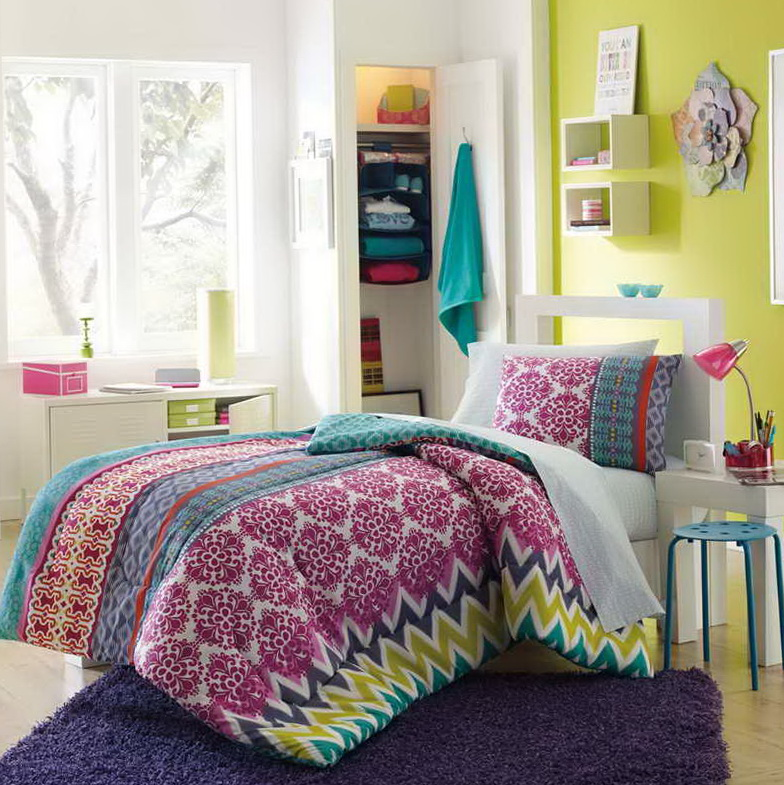 Cute Dorm Room Bedding