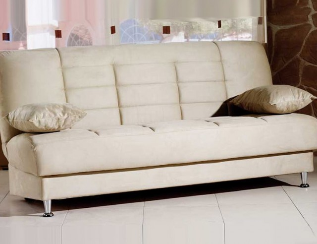 Delaney Convertible Sofa Bed With Arms