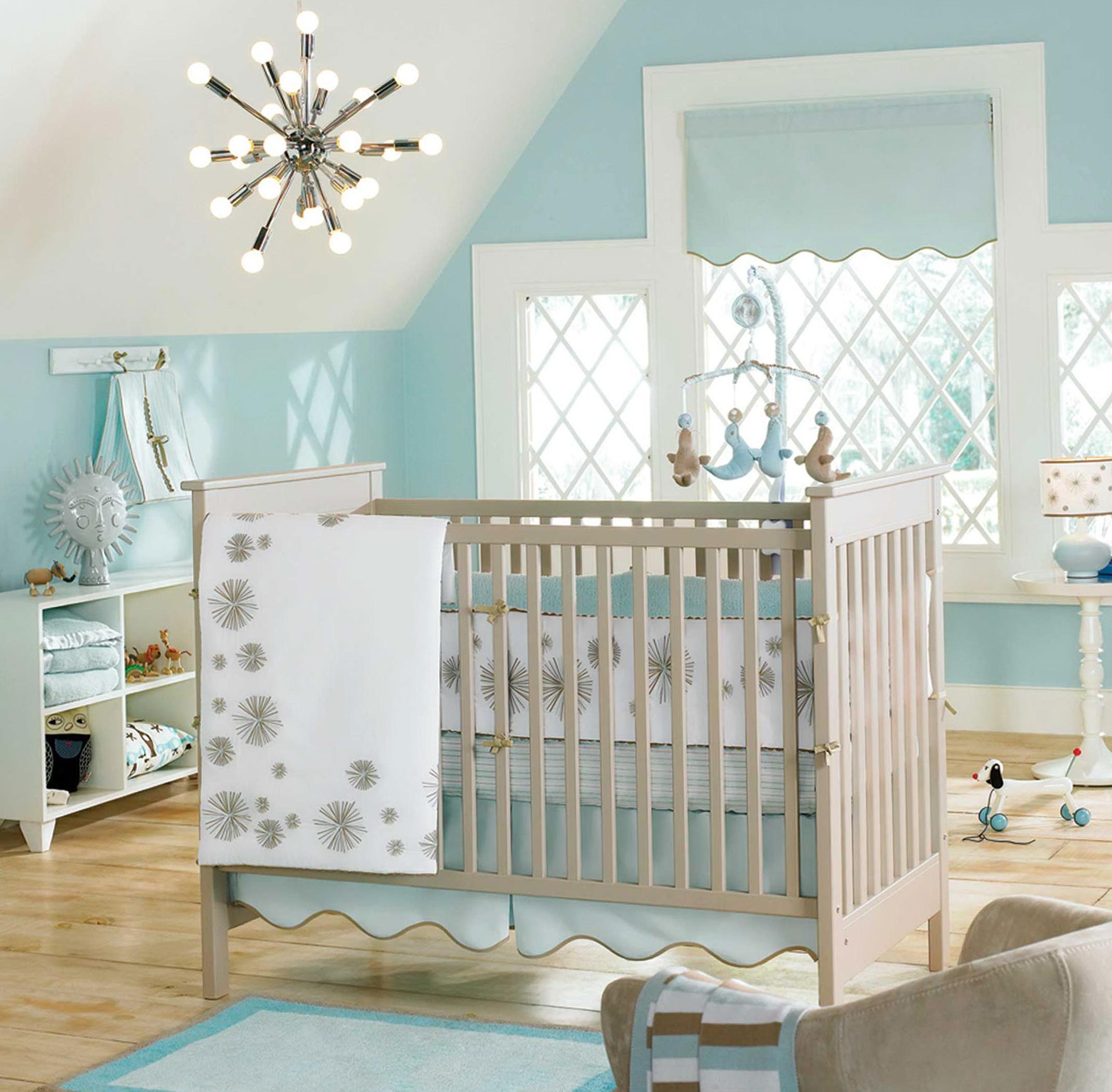 Designer Crib Bedding For Boys