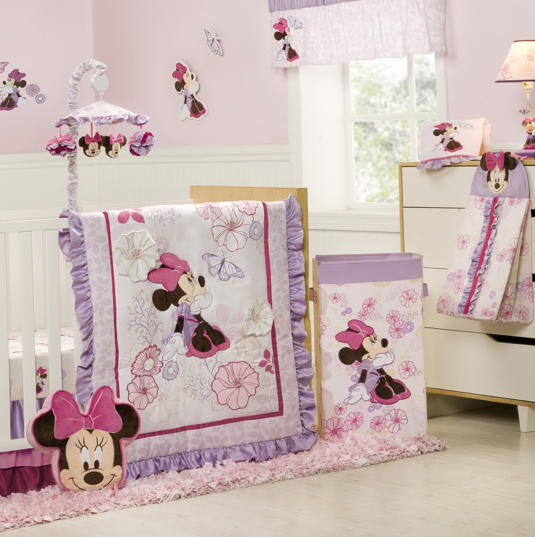 Disney Baby Crib Bedding Sets