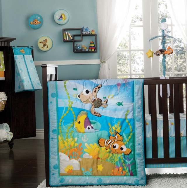 Disney Crib Bedding For Boys