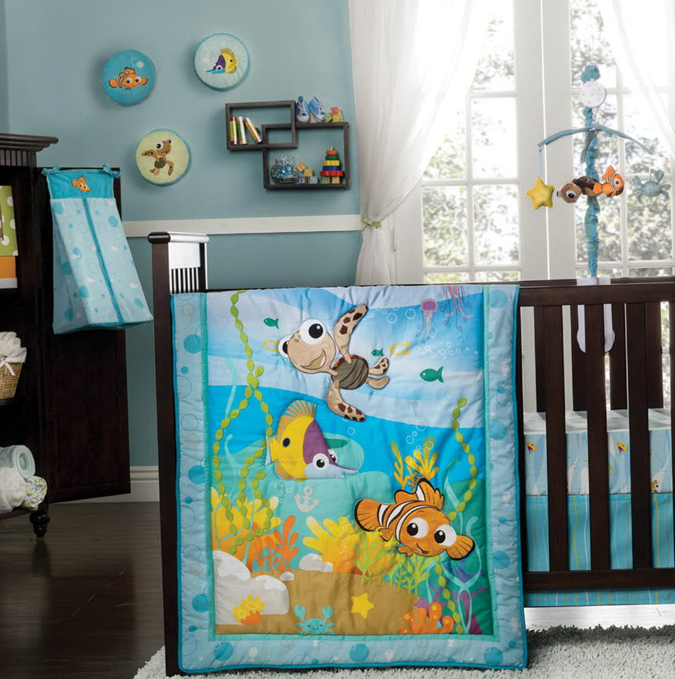 Disney Crib Bedding For Boys
