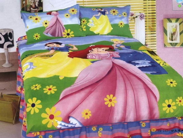 Disney Princess Bedding Full