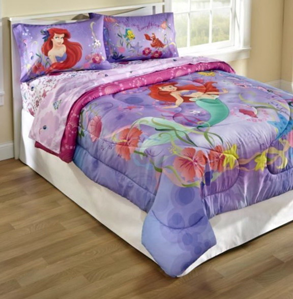 Disney Princess Bedding Sets Full