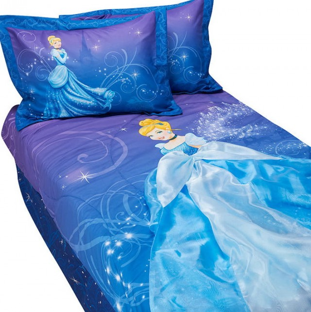 Disney Princess Bedding Twin