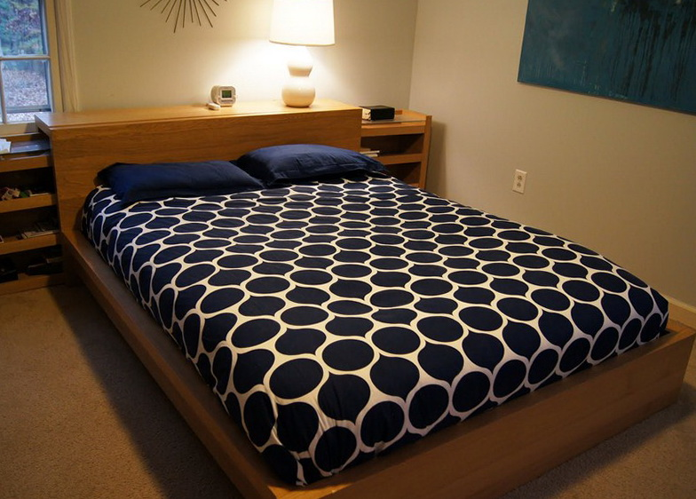 Diy Bed Frame And Headboard