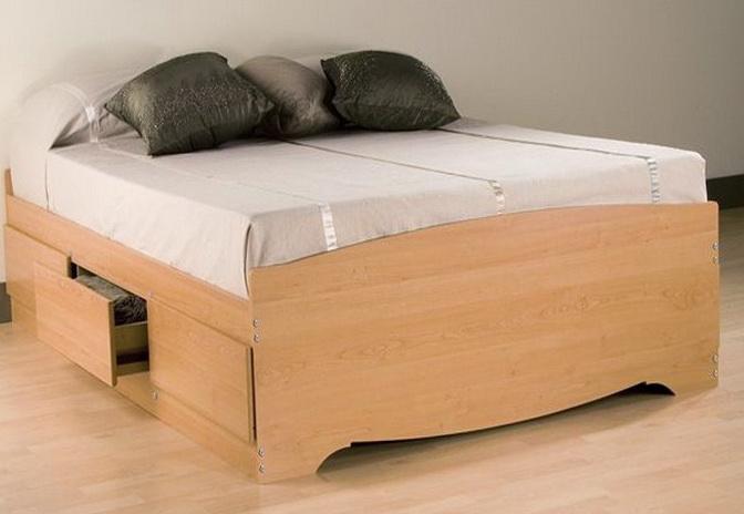 Diy California King Bed Frame