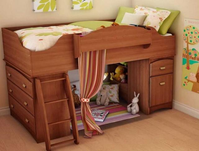 Diy Kids Loft Beds