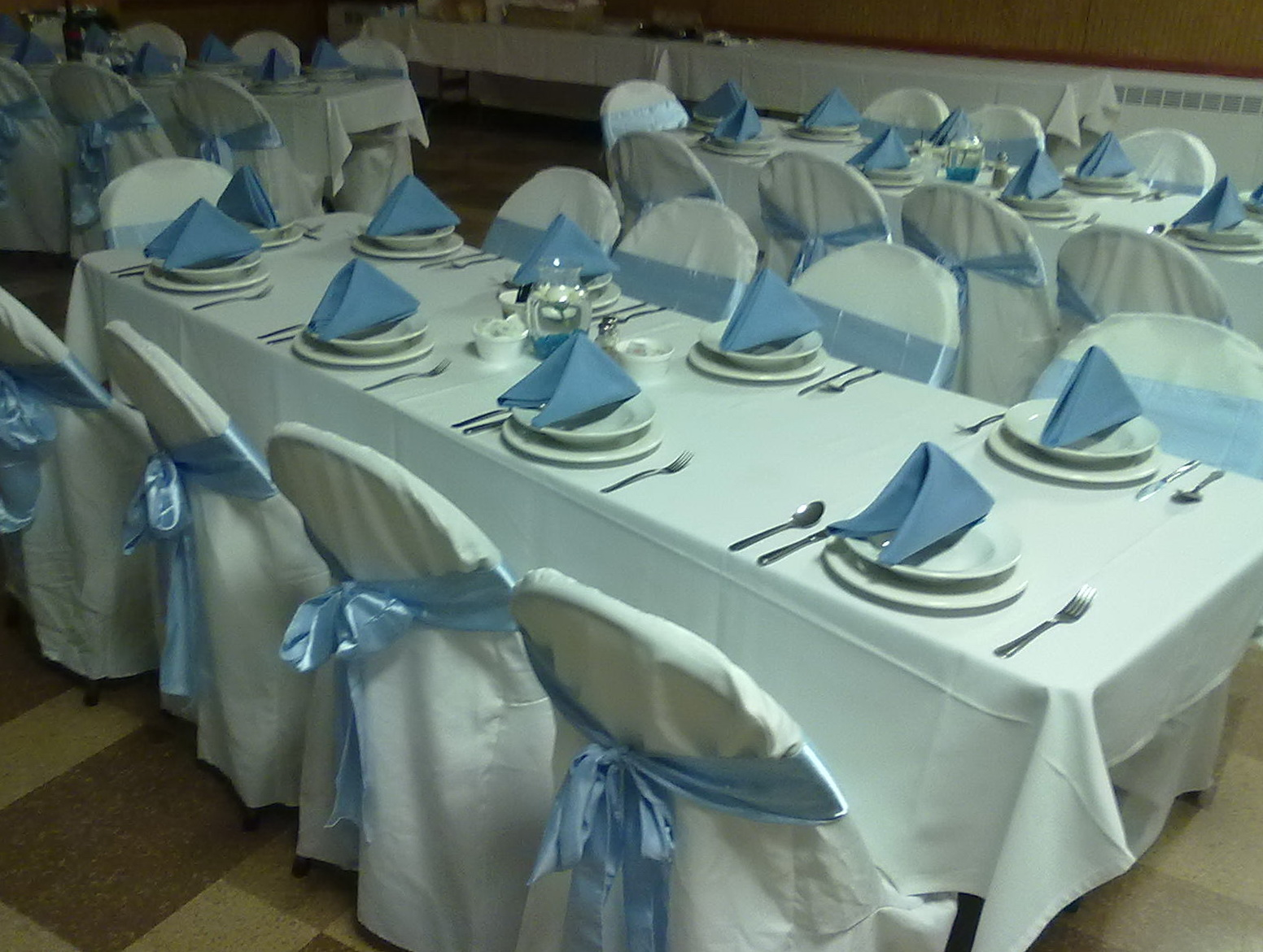 Folding Chair Covers Rental