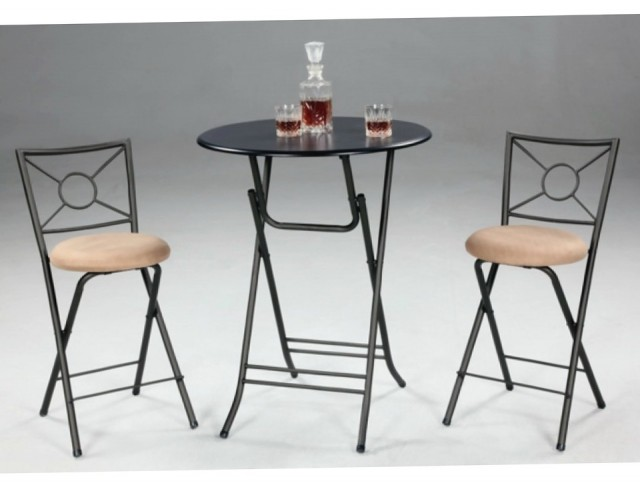 Folding Counter Height Chairs