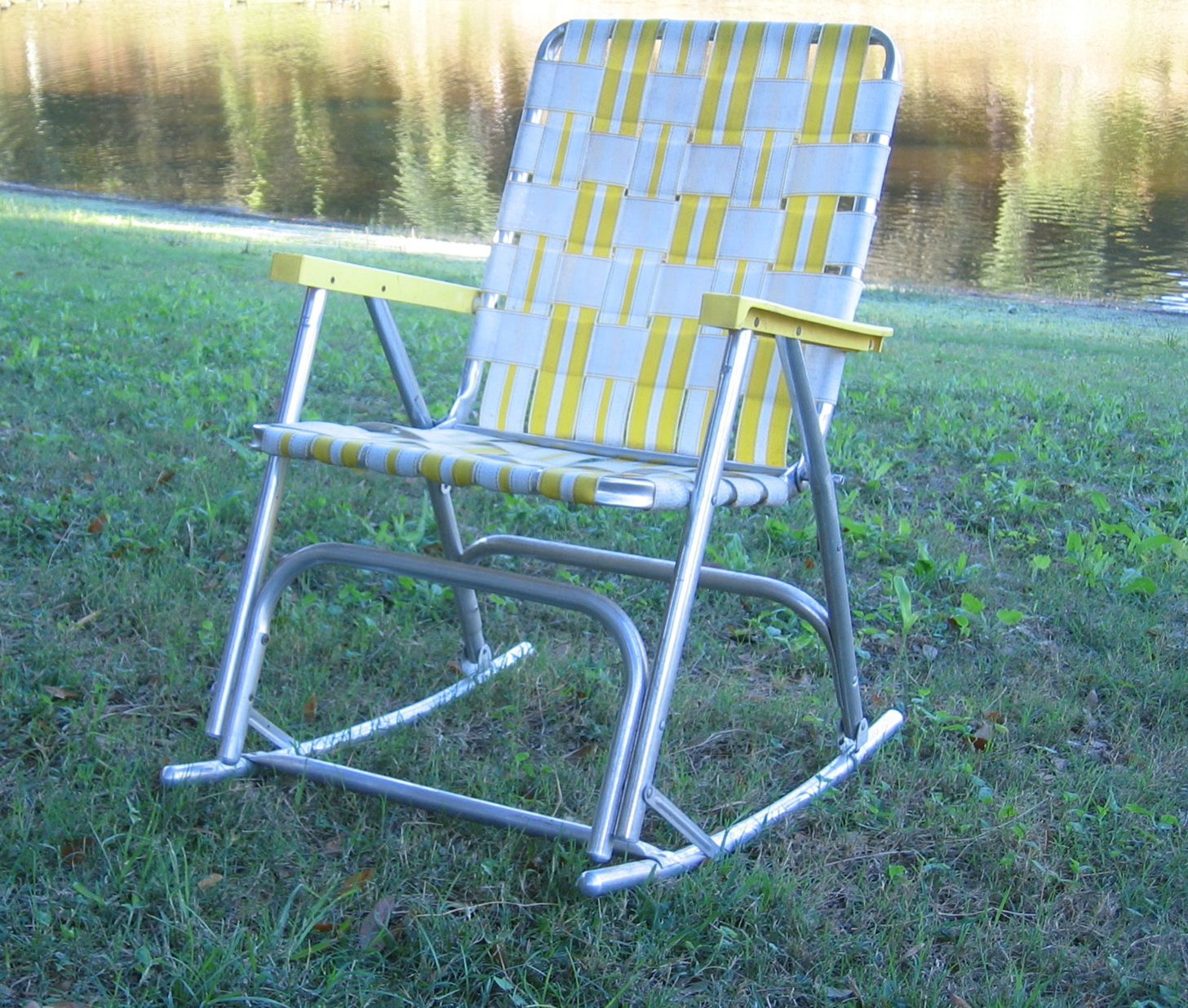 Folding Lawn Chairs Aluminum