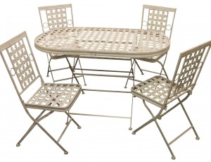 Folding Patio Table And Chairs