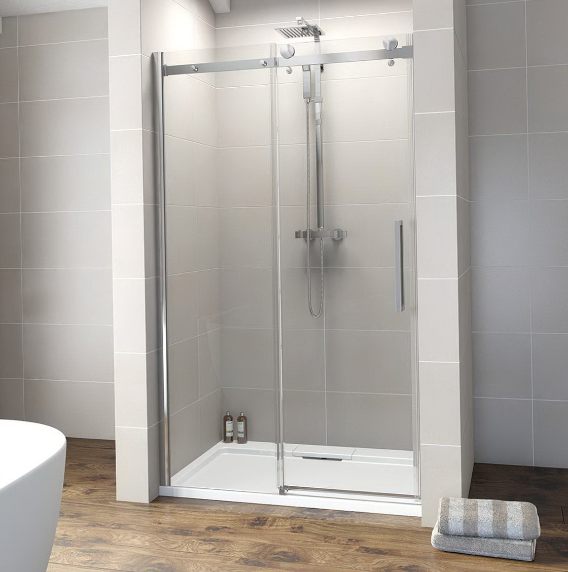 Frameless Shower Doors Sliding