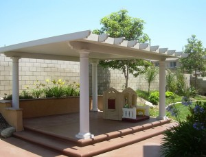 Free Standing Patio Cover Kits