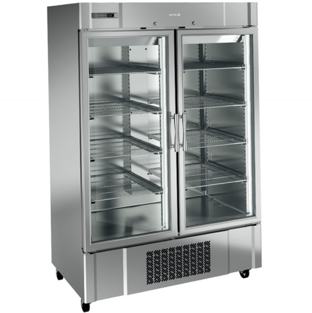 Glass Door Refrigerator Used