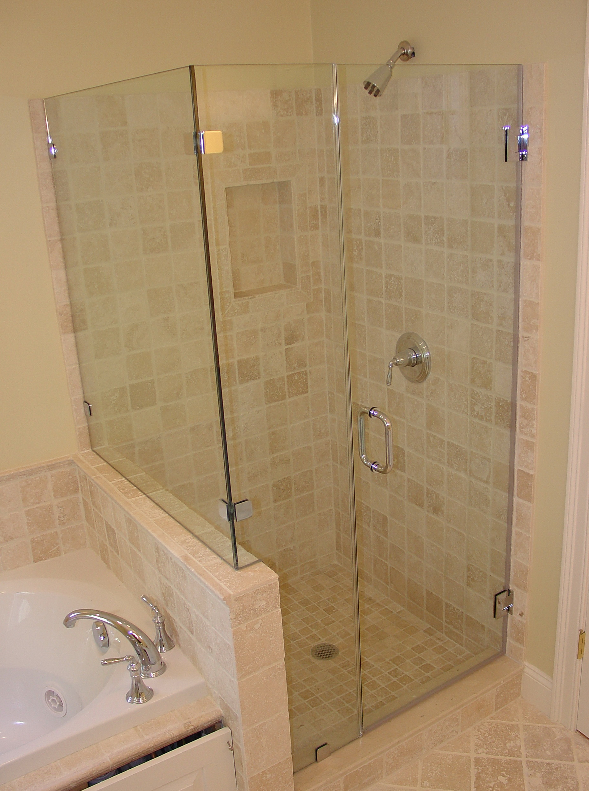 Glass Shower Doors Images