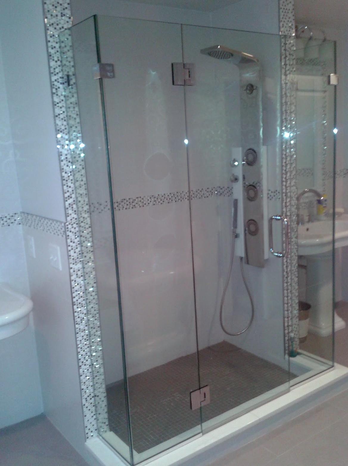 Glass Shower Doors Nj