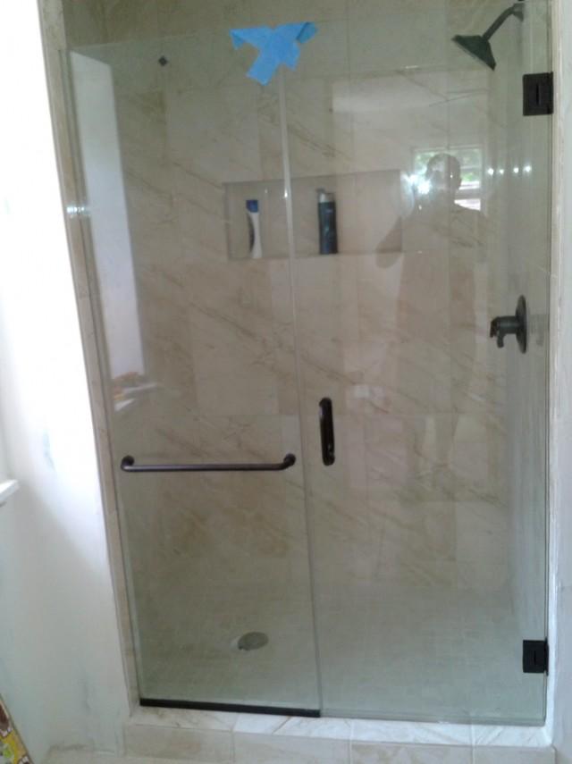 Glass Shower Doors Pictures Frameless