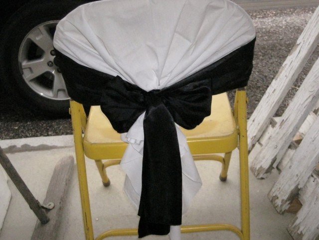 Half Chair Covers For Weddings