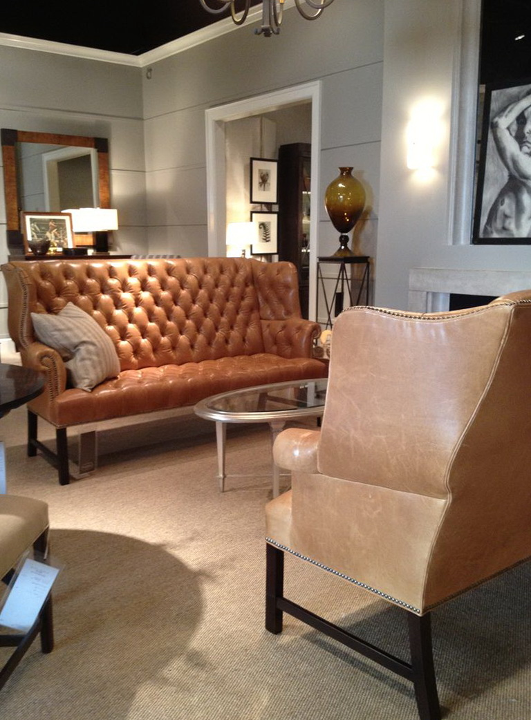 Hickory Chair Furniture Showroom