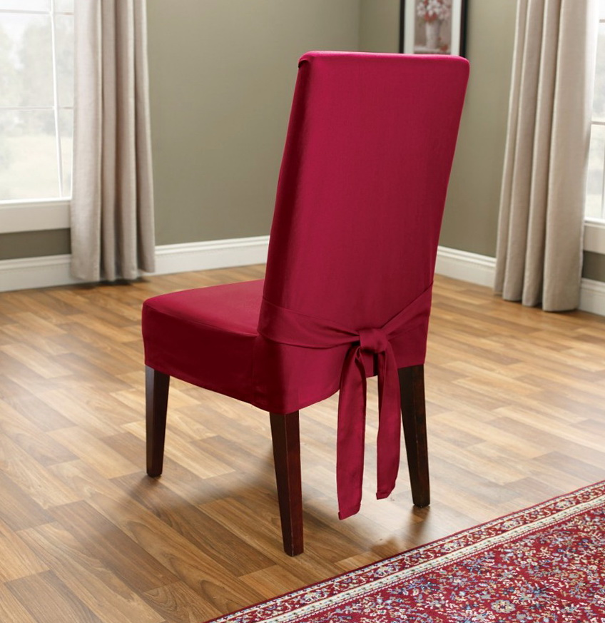 How To Make Dining Chair Covers