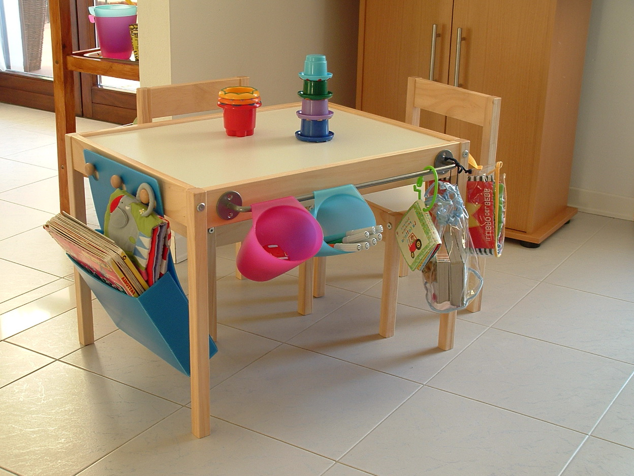 Ikea Kids Table And Chair Set