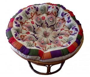 Indian Papasan Chair Cushion