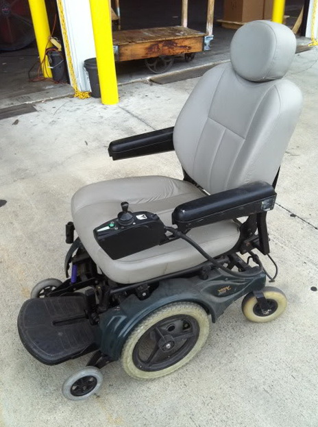 Jazzy Power Chair Repair