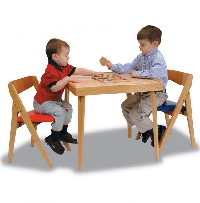 Kids Folding Table And Chairs