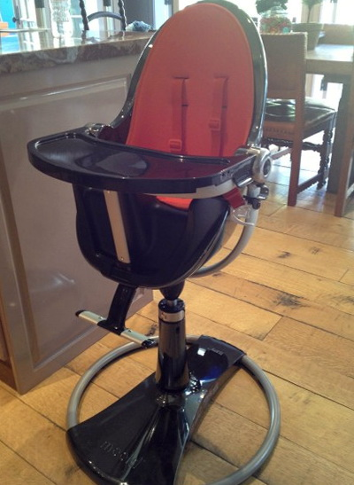 Kourtney Kardashian Bloom High Chair
