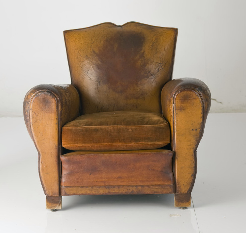 Leather Club Chair Recliners