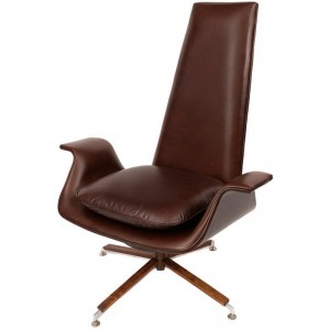 Leather Club Chairs Swivel