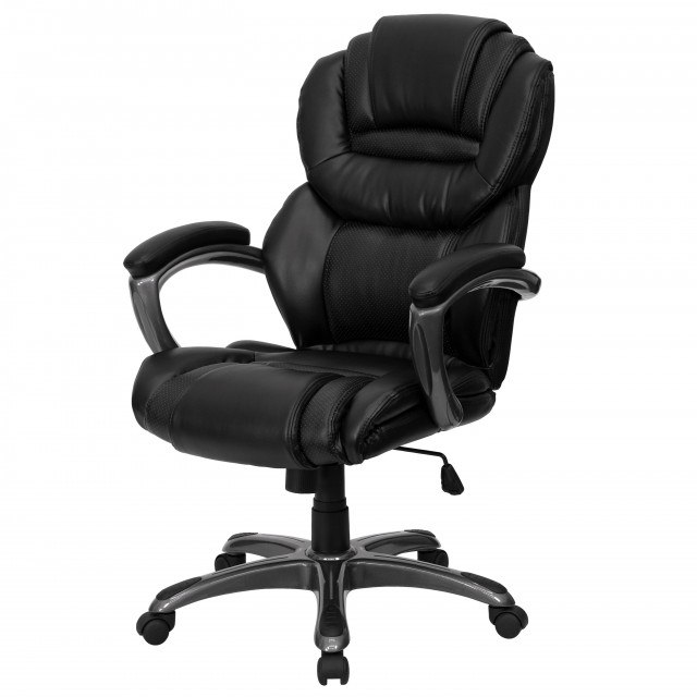 Leather Office Chairs With Arms