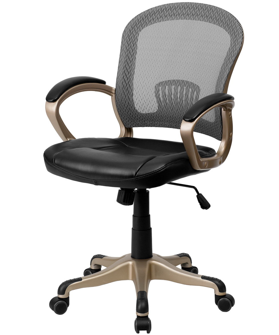 Mesh Back Support For Office Chair