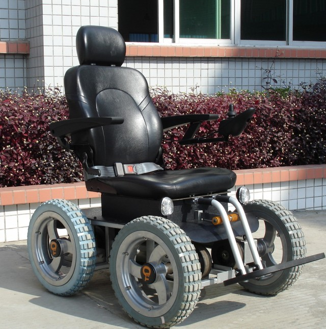 Mini Jazzy Power Chair
