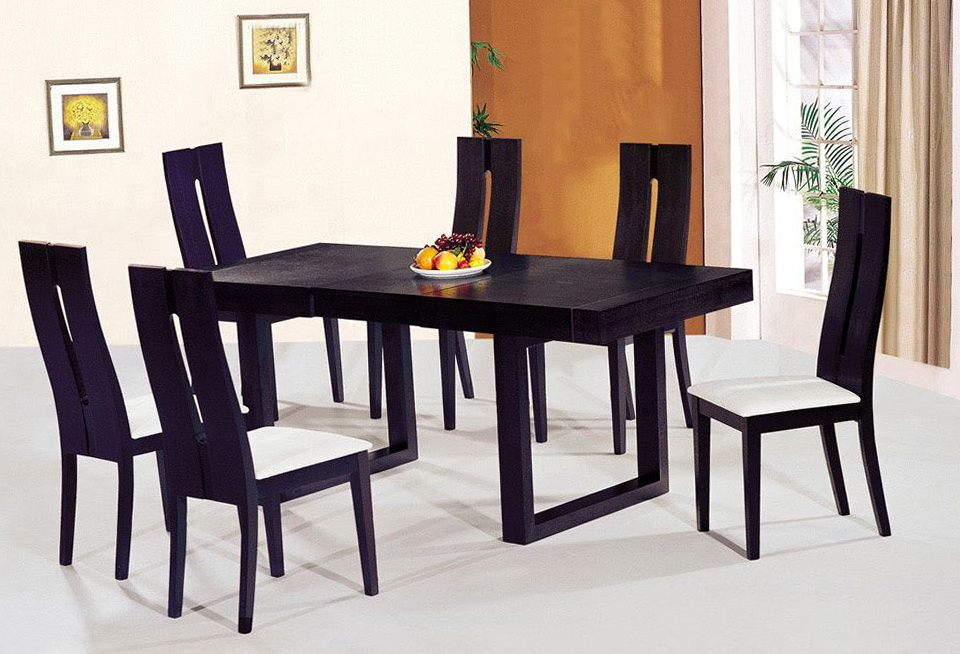 Modern Dining Chairs And Table