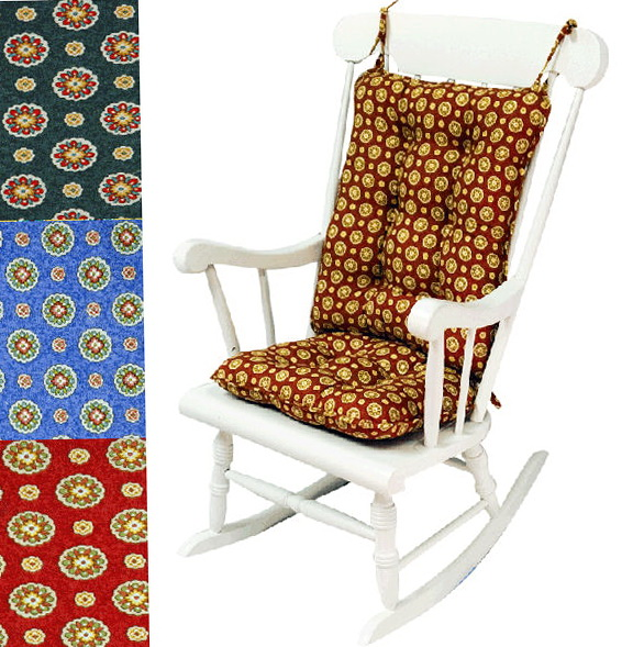 Nursery Rocking Chair Cushions