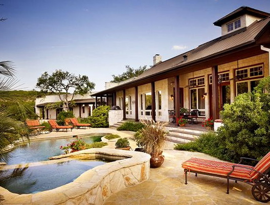 Outdoor Living Pool And Patio