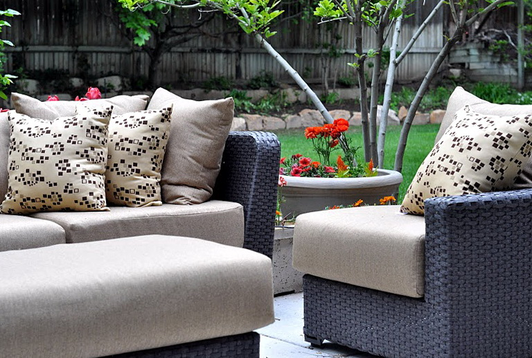 Outdoor Patio Cushions And Pillows