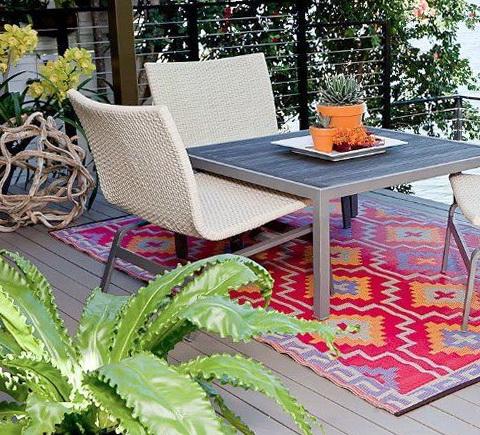 Outdoor Patio Rugs Amazon