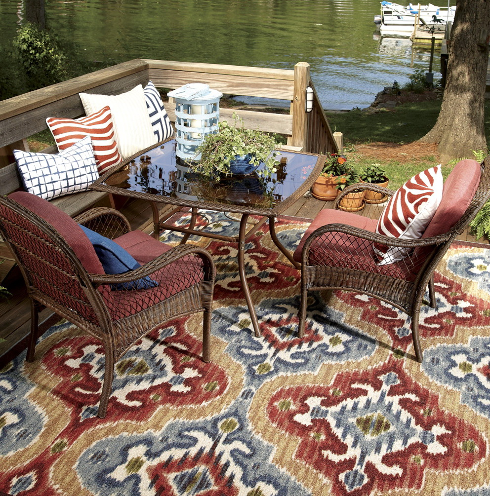 Outdoor Patio Rugs Clearance