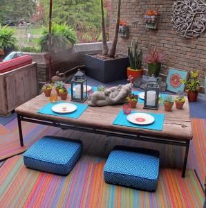 Outdoor Patio Rugs Overstock