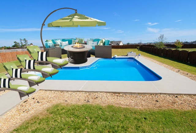 Outdoor Pool And Patio Ideas