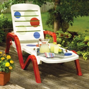 Painting Plastic Patio Furniture