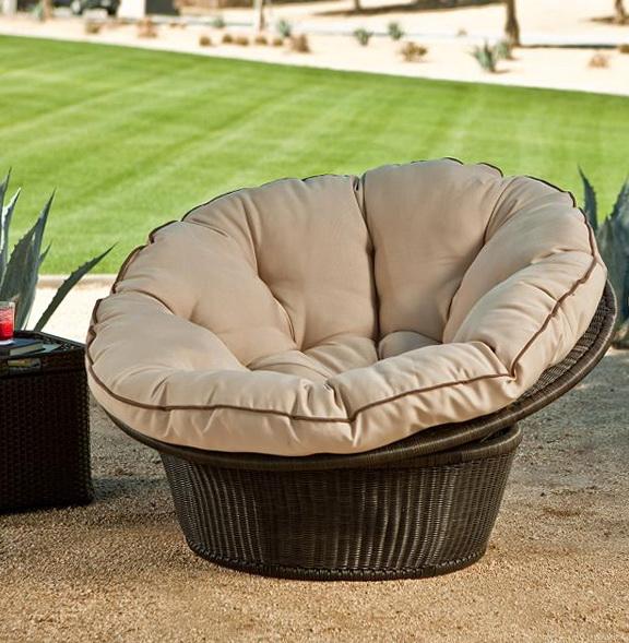Papasan Chair Cushion Ikea