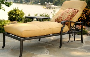 Patio Chaise Lounge Cushions